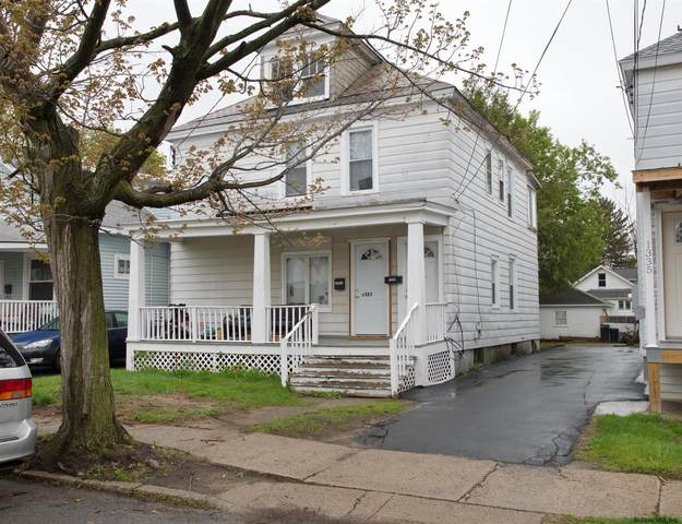 1327 Van Cortland St, Schenectady, NY 12303 (MLS #202117596) :: Carrow Real Estate Services