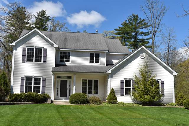 4 Oakhurst Ct, Clifton Park, NY 12065 (MLS #202117688) :: Carrow Real Estate Services
