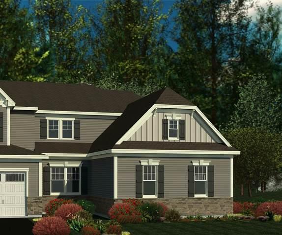 4 Dartmouth Way, Saratoga Springs, NY 12866 (MLS #202117705) :: Carrow Real Estate Services