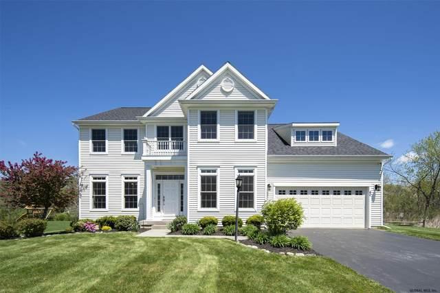40 Empire Dr, Niskayuna, NY 12309 (MLS #202117742) :: Carrow Real Estate Services