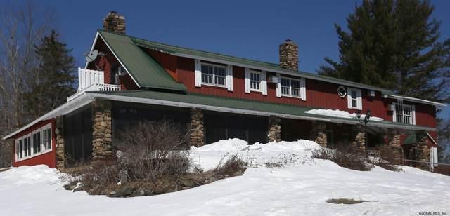 111 Old Indian Lake Rd, Lake Pleasant, NY 12108 (MLS #202117753) :: 518Realty.com Inc