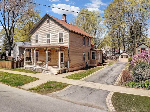 79 Lincoln Av, Saratoga Springs, NY 12866 (MLS #202117768) :: 518Realty.com Inc