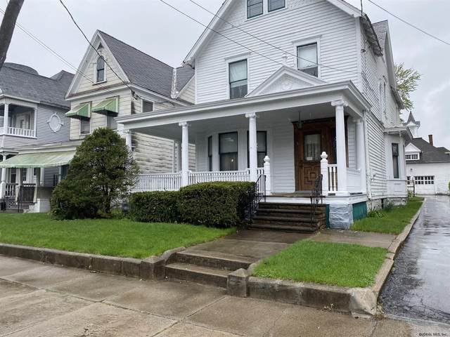 817.5-819 State St, Schenectady, NY 12307 (MLS #202117790) :: Carrow Real Estate Services