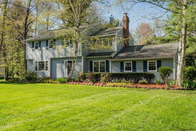 21 Kingswood Dr, Clifton Park, NY 12065 (MLS #202117890) :: Carrow Real Estate Services