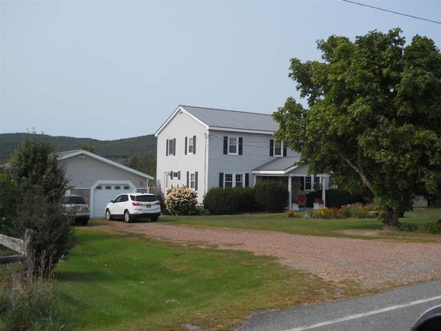 243 Delano Rd, Ticonderoga, NY 12883 (MLS #202117894) :: Carrow Real Estate Services