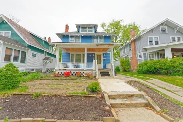 815 Woodland Av, Schenectady, NY 12309 (MLS #202117996) :: Carrow Real Estate Services