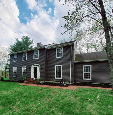 11 Garrison Hill Rd, East Schodack, NY 12063 (MLS #202118107) :: The Shannon McCarthy Team | Keller Williams Capital District