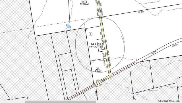 00 New Swamp Rd, Kingsbury, NY 12839 (MLS #202118108) :: 518Realty.com Inc