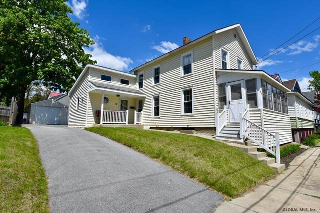 87 Catherine St, Saratoga Springs, NY 12866 (MLS #202118401) :: 518Realty.com Inc