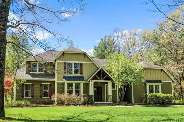 7 Stony Brook Dr, Saratoga Springs, NY 12866 (MLS #202118405) :: 518Realty.com Inc