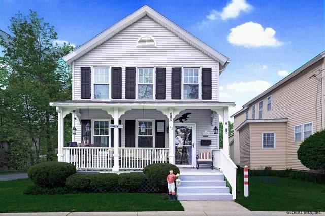 83 Nelson Av, Saratoga Springs, NY 12866 (MLS #202119226) :: 518Realty.com Inc