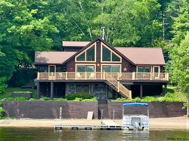 18 Clearwater Way, Schroon Lake, NY 12870 (MLS #202120351) :: The Shannon McCarthy Team   Keller Williams Capital District