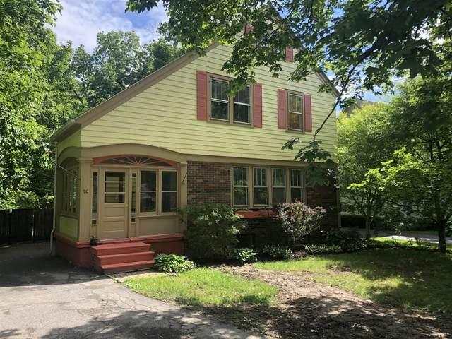 90 Maple Av, Voorheesville, NY 12186 (MLS #202120433) :: Carrow Real Estate Services