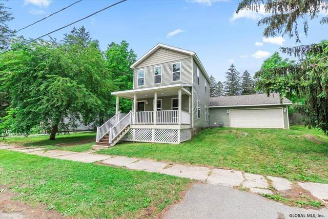 97 Church St, Schuylerville, NY 12871 (MLS #202120837) :: The Shannon McCarthy Team | Keller Williams Capital District