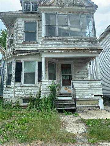 113 Porter St, Schenectady, NY 12308 (MLS #202121000) :: Carrow Real Estate Services
