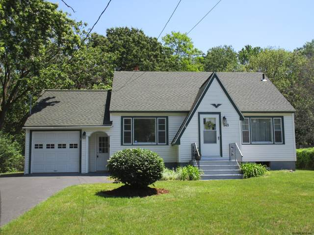 343 East Campbell Rd Ext, Schenectady, NY 12303 (MLS #202121185) :: 518Realty.com Inc