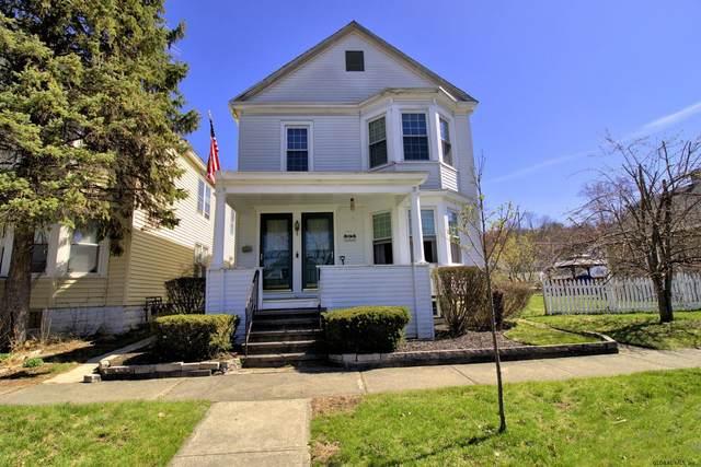 464 7TH AV, Troy, NY 12182 (MLS #202121192) :: 518Realty.com Inc
