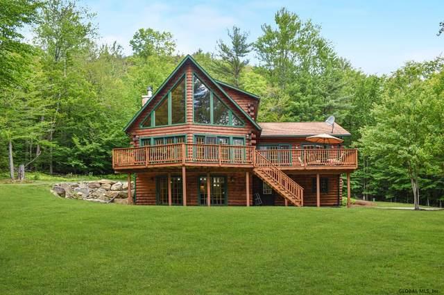 401-1 Beaver Pond Rd, Adirondack, NY 12808 (MLS #202121291) :: Carrow Real Estate Services