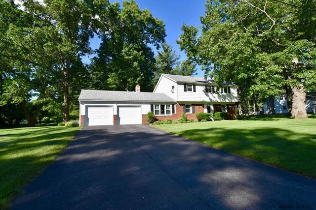 22 Thunderbird Dr, Ballston Lake, NY 12019 (MLS #202121343) :: Carrow Real Estate Services