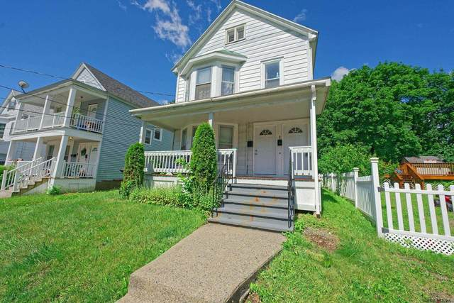 8 Central Av, Troy, NY 12180 (MLS #202121358) :: Carrow Real Estate Services