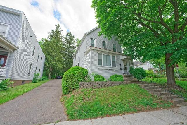 335 Spring Av, Troy, NY 12180 (MLS #202121360) :: Carrow Real Estate Services