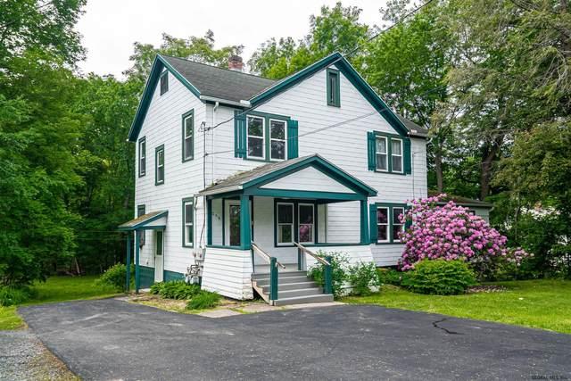 1758 Washington Av Ext, North Greenbush, NY 12144 (MLS #202121363) :: Carrow Real Estate Services