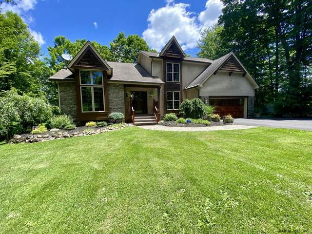 5544 Parkis Mills Rd, Galway, NY 12074 (MLS #202121367) :: Carrow Real Estate Services
