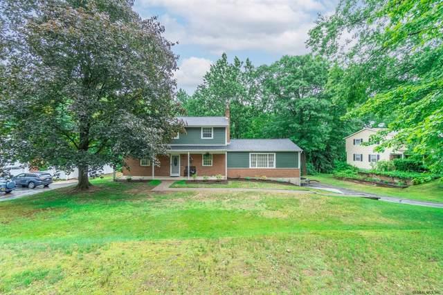 10 Village View Bluff, Ballston Lake, NY 12019 (MLS #202121368) :: Carrow Real Estate Services