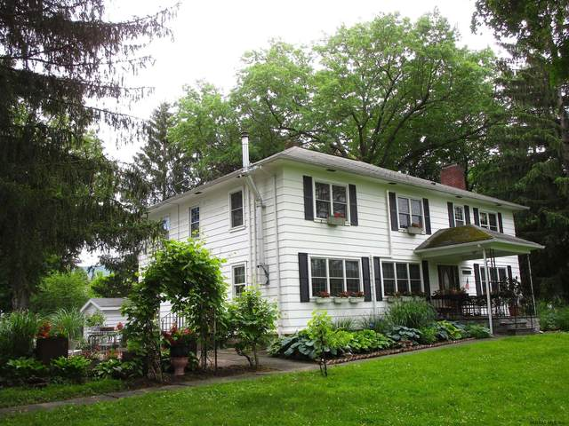 112 River St, Middleburgh, NY 12122 (MLS #202121371) :: Carrow Real Estate Services