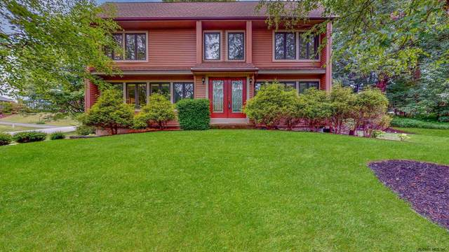 123 Hollister Way, Burnt Hills, NY 12027 (MLS #202121374) :: Carrow Real Estate Services