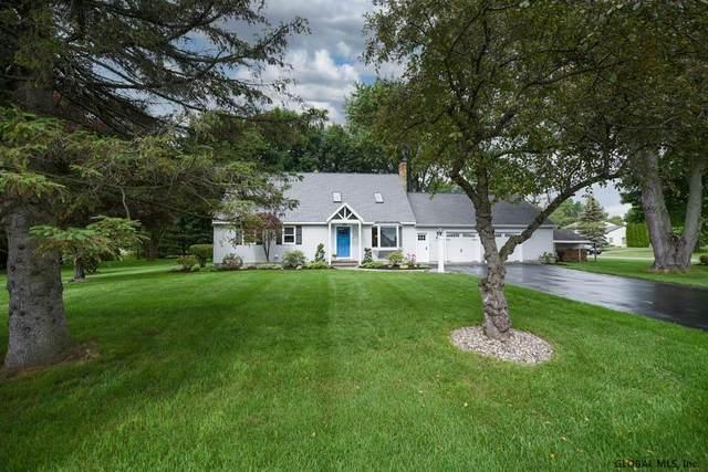 302 Ruhle Rd South, Ballston Lake, NY 12019 (MLS #202121379) :: Carrow Real Estate Services