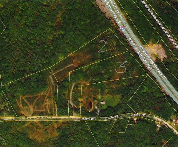 0 Crawford Rd, Rotterdam, NY 12306 (MLS #202121390) :: Carrow Real Estate Services
