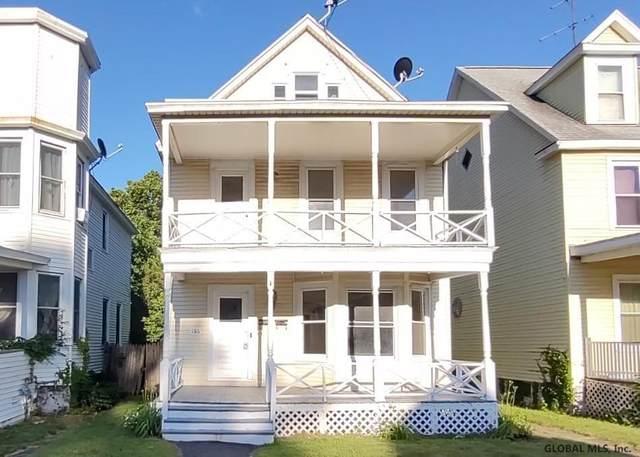 186 6TH AV, Troy, NY 12180 (MLS #202121407) :: 518Realty.com Inc
