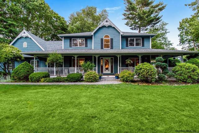 38 Timberwick Dr, Clifton Park, NY 12065 (MLS #202121418) :: The Shannon McCarthy Team | Keller Williams Capital District