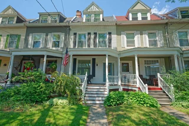 13 N Main Av, Albany, NY 12203 (MLS #202121453) :: Carrow Real Estate Services