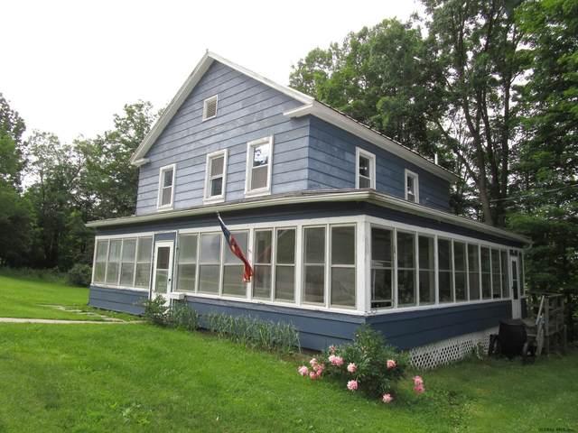 185 Main St, Richmondville, NY 12149 (MLS #202121492) :: Carrow Real Estate Services