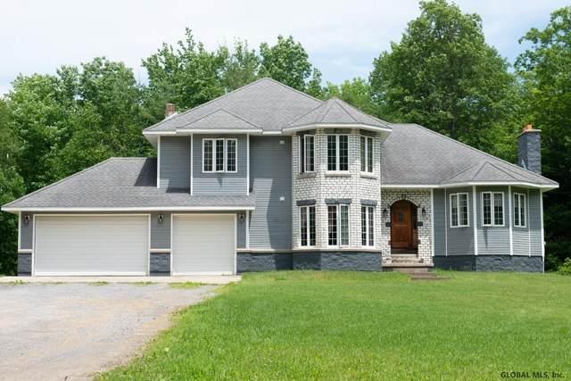 198 Cross Rd, Delanson, NY 12053 (MLS #202121660) :: Carrow Real Estate Services