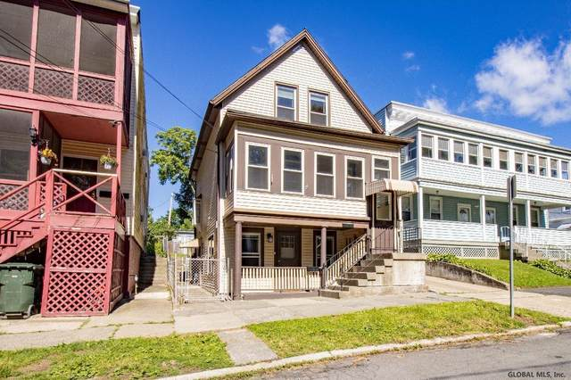 33 Grant St, Cohoes, NY 12047 (MLS #202121747) :: The Shannon McCarthy Team | Keller Williams Capital District
