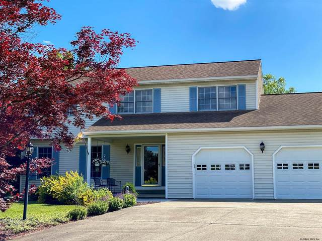 38 Roosevelt Blvd, Cohoes, NY 12047 (MLS #202121755) :: The Shannon McCarthy Team | Keller Williams Capital District
