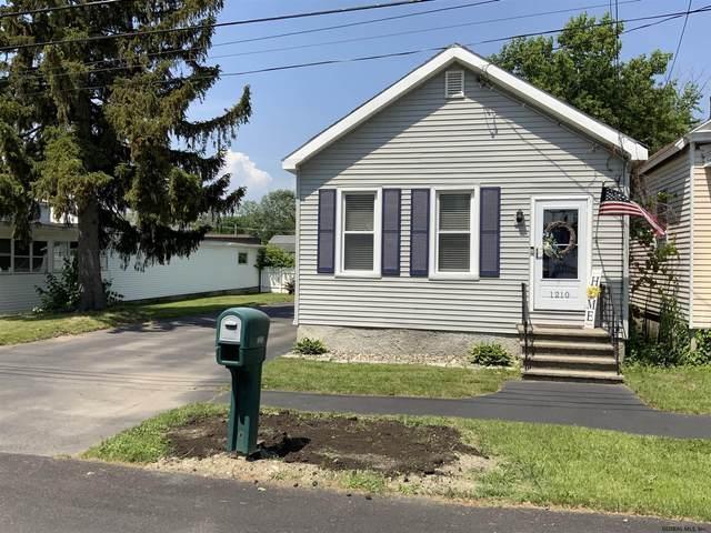 1210 10TH AV, Watervliet, NY 12189 (MLS #202121783) :: Carrow Real Estate Services