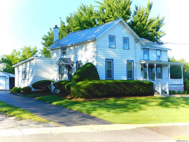 114 Prospect St, Schoharie, NY 12157 (MLS #202121837) :: Carrow Real Estate Services