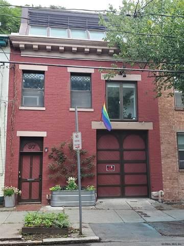 97 Chestnut St, Albany, NY 12210 (MLS #202121960) :: Carrow Real Estate Services