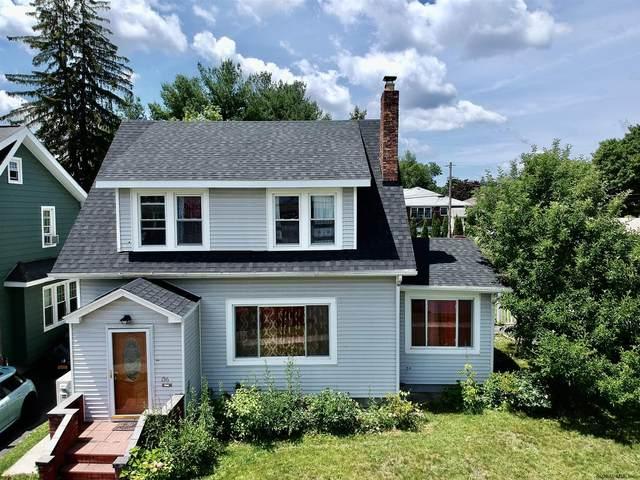 156 Homestead Av, Albany, NY 12203 (MLS #202122353) :: 518Realty.com Inc