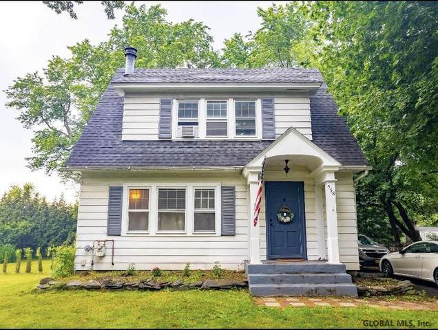 558 Bloomingrove Dr, Rensselaer, NY 12144 (MLS #202123026) :: Carrow Real Estate Services