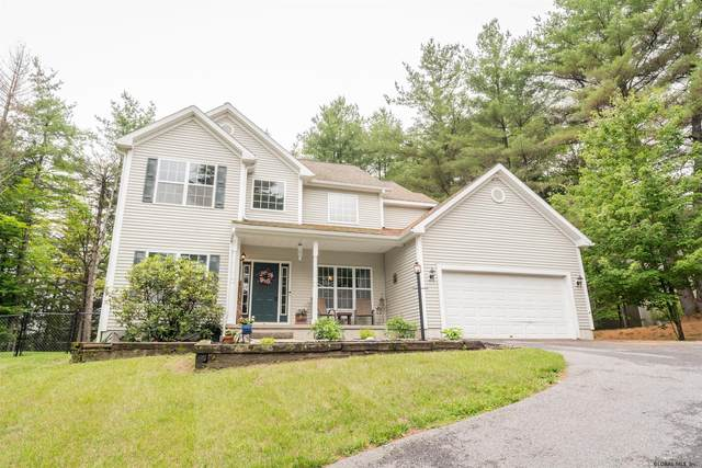 35 Wedgewood Way, Porter Corners, NY 12859 (MLS #202123269) :: Carrow Real Estate Services