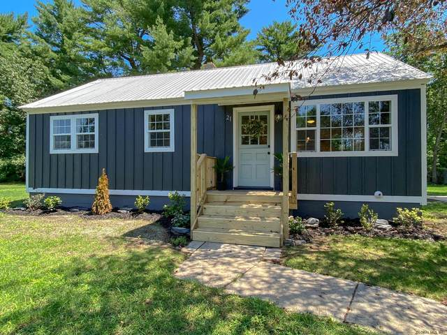 21 West Rd, South Glens Falls, NY 12803 (MLS #202123286) :: Carrow Real Estate Services