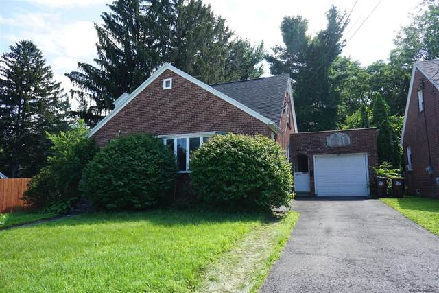 1 Birch Tree Rd, Colonie, NY 12205 (MLS #202123289) :: Carrow Real Estate Services