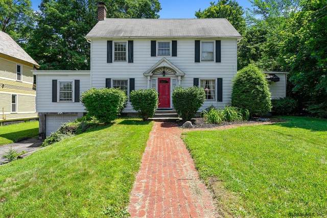 24 Milton Av, Ballston Spa, NY 12020 (MLS #202123430) :: Carrow Real Estate Services