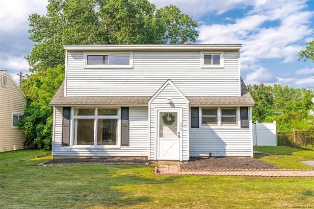 349 Whitehall Rd, Albany, NY 12208 (MLS #202123844) :: Carrow Real Estate Services