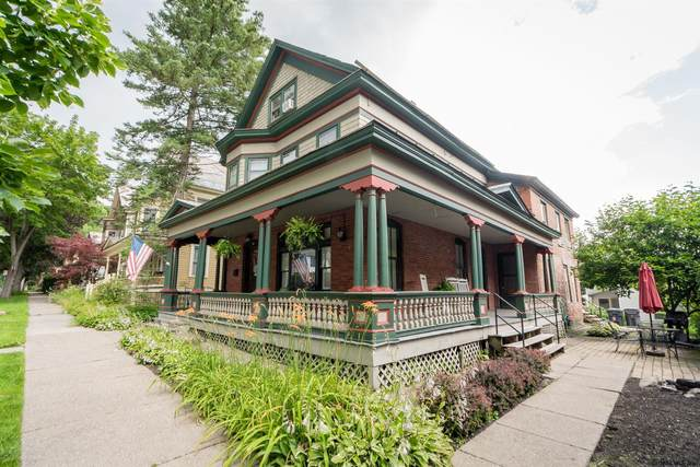 46 State St, Saratoga Springs, NY 12866 (MLS #202123931) :: The Shannon McCarthy Team   Keller Williams Capital District